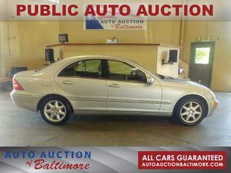 2003 Mercedes-Benz C320 3.2L   JOPPA, MD   Auto Auction of Baltimore  in Joppa MD