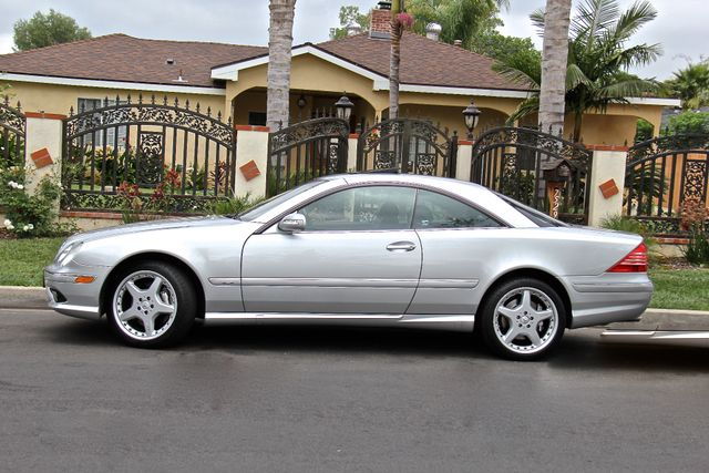 2003 Mercedes-Benz CL600 5.5L Reseda, CA 1