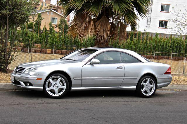 2003 Mercedes-Benz CL600 5.5L Reseda, CA 3