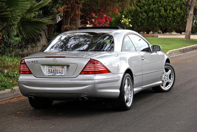 2003 Mercedes-Benz CL600 5.5L Reseda, CA 10