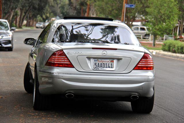 2003 Mercedes-Benz CL600 5.5L Reseda, CA 12