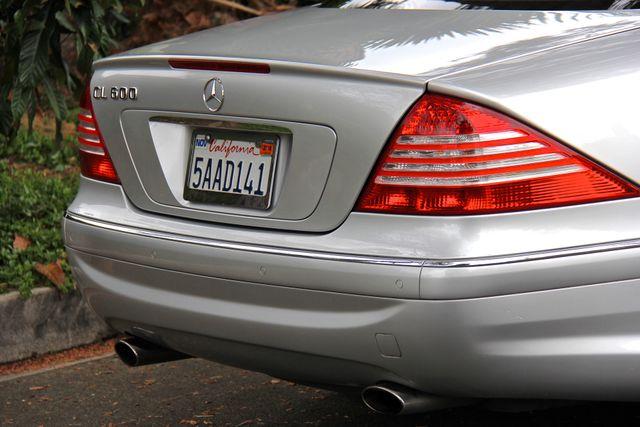 2003 Mercedes-Benz CL600 5.5L Reseda, CA 6