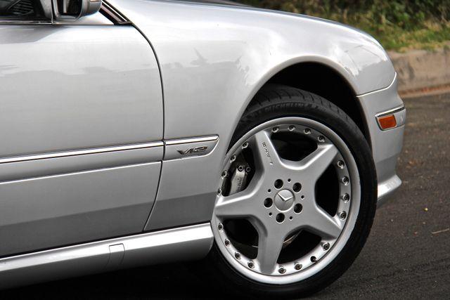 2003 Mercedes-Benz CL600 5.5L Reseda, CA 4