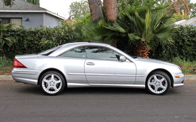 2003 Mercedes-Benz CL600 5.5L Reseda, CA 14