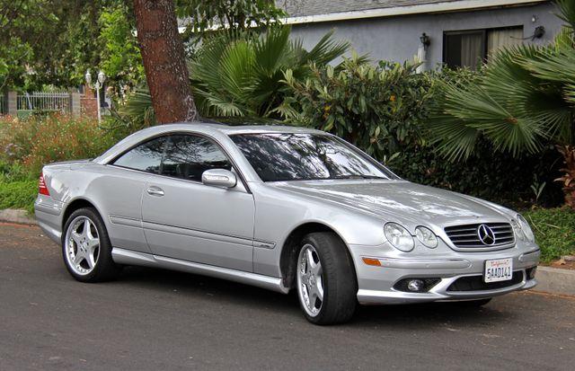 2003 Mercedes-Benz CL600 5.5L Reseda, CA 15