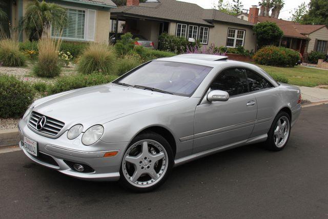 2003 Mercedes-Benz CL600 5.5L Reseda, CA 16