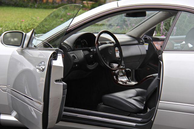 2003 Mercedes-Benz CL600 5.5L Reseda, CA 19