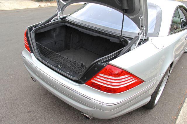 2003 Mercedes-Benz CL600 5.5L Reseda, CA 18