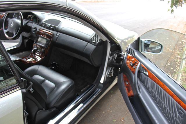 2003 Mercedes-Benz CL600 5.5L Reseda, CA 21