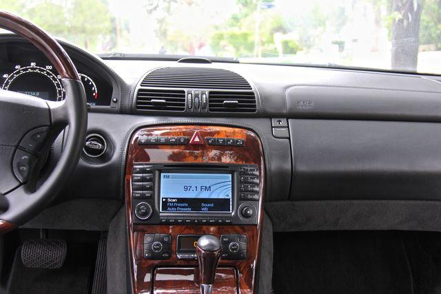 2003 Mercedes-Benz CL600 5.5L Reseda, CA 24