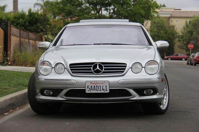 2003 Mercedes-Benz CL600 5.5L Reseda, CA 8