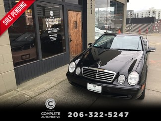 2003 Mercedes-Benz CLK 430 Cabriolet Convertible 4.3L V8 29,000 Original Miles Local 2 Owner Full History Rare! in Seattle