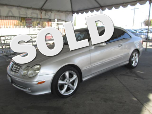 2003 Mercedes CLK320 32L Please call or e-mail to check availability All of our vehicles are a