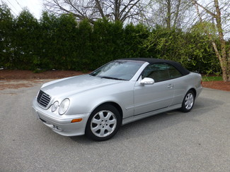 2003 Mercedes-Benz CLK320 in Lawrence, MA