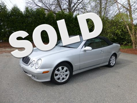 2003 Mercedes-Benz CLK320 3.2L in Lawrence, MA