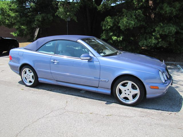 2003 Mercedes-Benz CLK320 3.2L St. Louis, Missouri 0