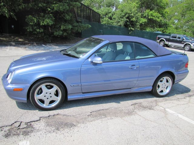 2003 Mercedes-Benz CLK320 3.2L St. Louis, Missouri 2