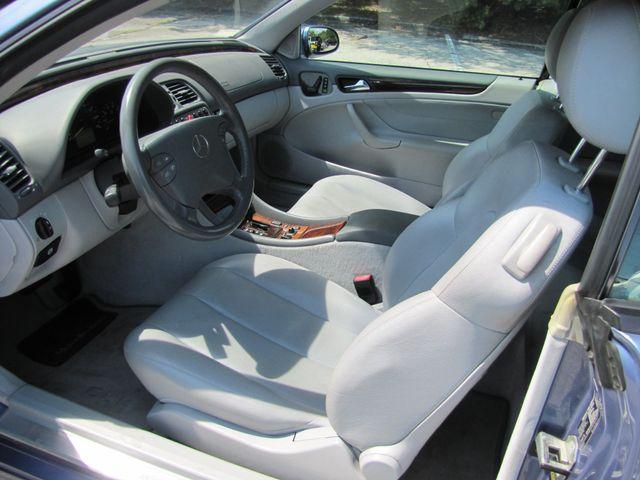 2003 Mercedes-Benz CLK320 3.2L St. Louis, Missouri 5