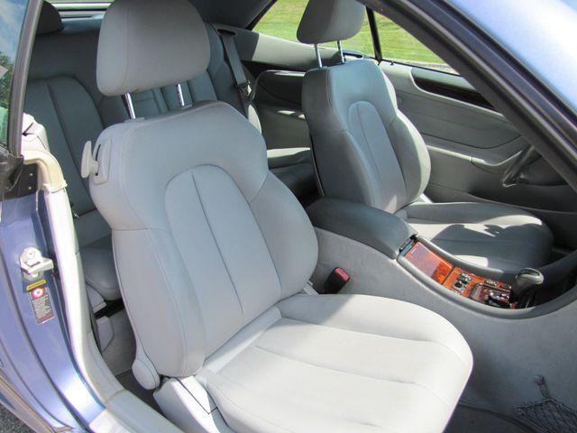 2003 Mercedes-Benz CLK320 3.2L St. Louis, Missouri 7