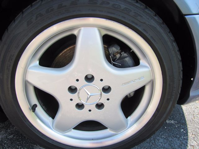 2003 Mercedes-Benz CLK320 3.2L St. Louis, Missouri 32