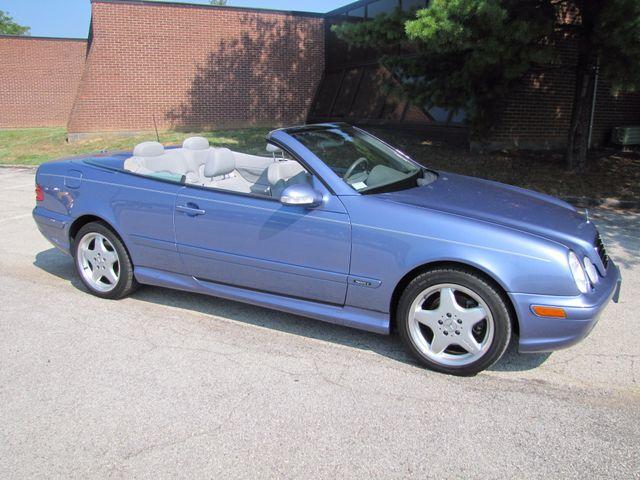 2003 Mercedes-Benz CLK320 3.2L St. Louis, Missouri 0