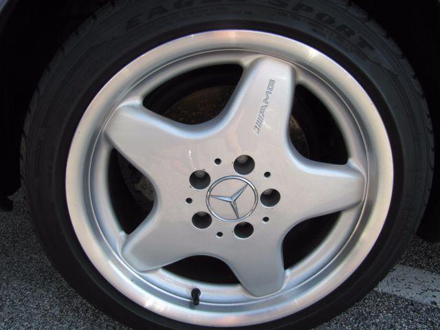 2003 Mercedes-Benz CLK320 3.2L St. Louis, Missouri 30