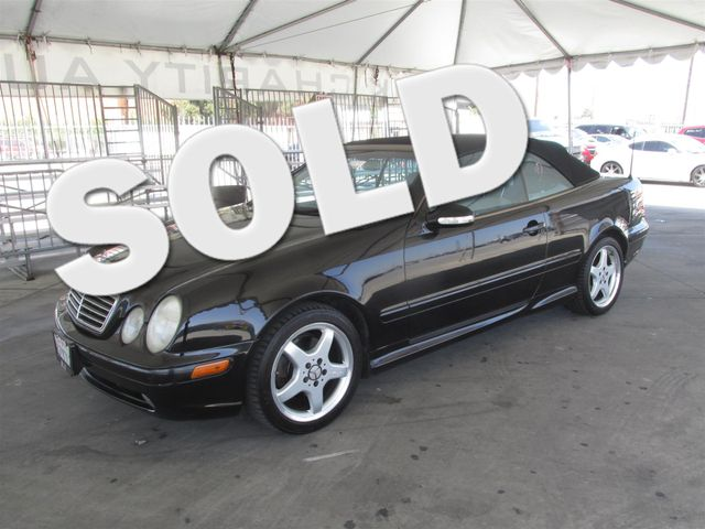 2003 Mercedes CLK430 43L Please call or e-mail to check availability All of our vehicles are a
