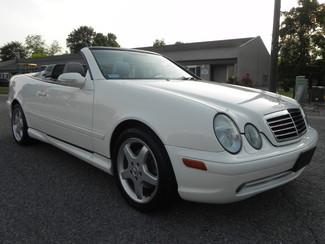 2003 Mercedes-Benz CLK430 4.3L Martinez, Georgia 4