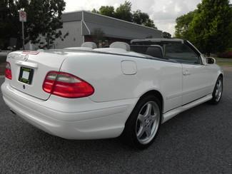 2003 Mercedes-Benz CLK430 4.3L Martinez, Georgia 6