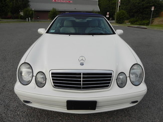 2003 Mercedes-Benz CLK430 4.3L Martinez, Georgia 101