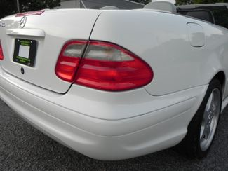 2003 Mercedes-Benz CLK430 4.3L Martinez, Georgia 36