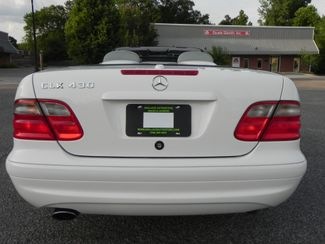 2003 Mercedes-Benz CLK430 4.3L Martinez, Georgia 7