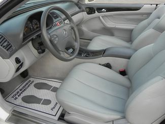 2003 Mercedes-Benz CLK430 4.3L Martinez, Georgia 9
