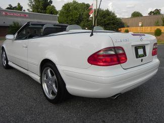 2003 Mercedes-Benz CLK430 4.3L Martinez, Georgia 8