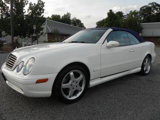 2003 Mercedes-Benz CLK430 4.3L Martinez, Georgia 1