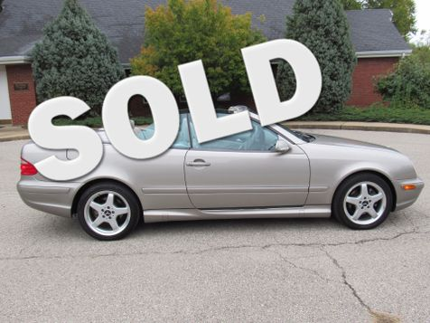 2003 Mercedes-Benz CLK430 4.3L in St. Charles, Missouri