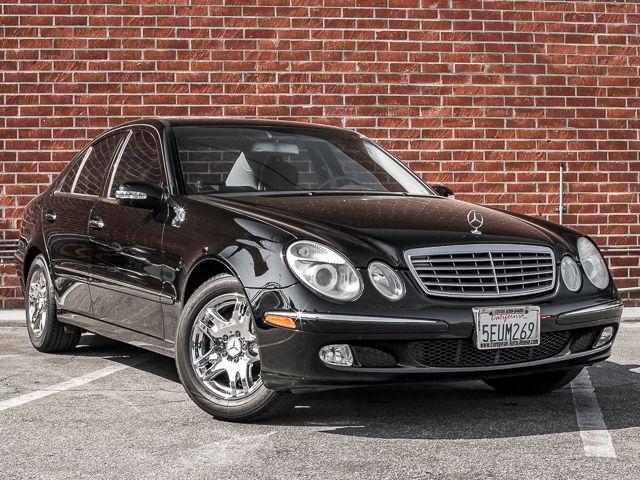 2003 Mercedes-Benz E320 3.2L Burbank, CA 1