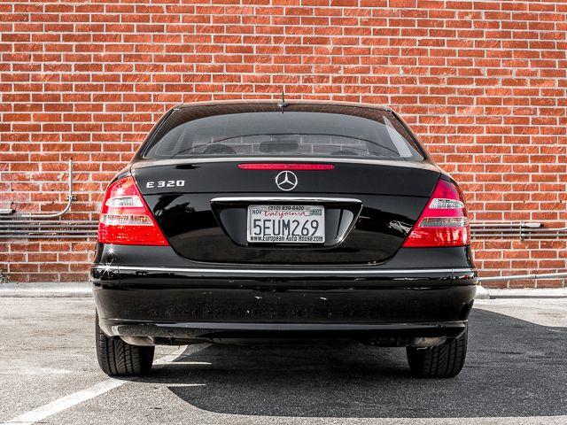 2003 Mercedes-Benz E320 3.2L Burbank, CA 3