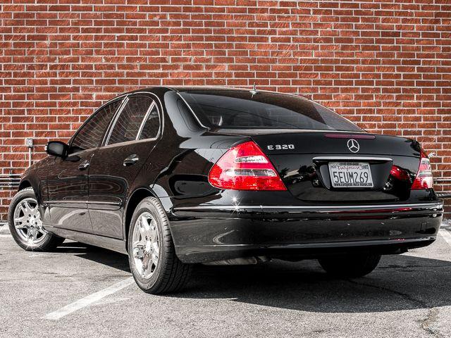 2003 Mercedes-Benz E320 3.2L Burbank, CA 7