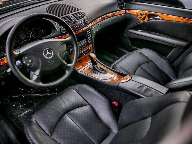 2003 Mercedes-Benz E320 3.2L Burbank, CA 9