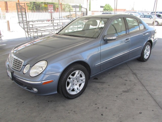 2003 Mercedes E320 32L Please call or e-mail to check availability All of our vehicles are ava