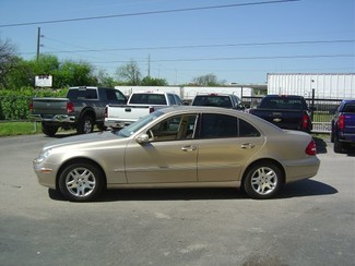 2003 Mercedes-Benz E320 3.2L San Antonio, Texas