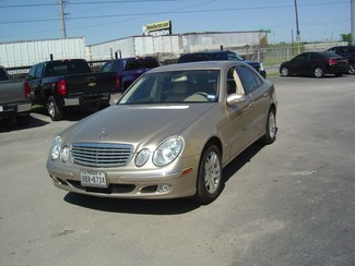 2003 Mercedes-Benz E320 3.2L San Antonio, Texas 1