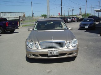 2003 Mercedes-Benz E320 3.2L San Antonio, Texas 2