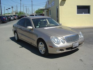 2003 Mercedes-Benz E320 3.2L San Antonio, Texas 3