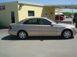 2003 Mercedes-Benz E320 3.2L San Antonio, Texas 4