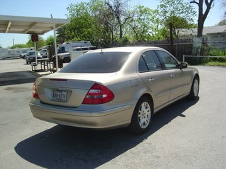 2003 Mercedes-Benz E320 3.2L San Antonio, Texas 5