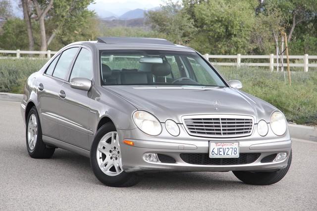 2003 Mercedes-Benz E320 3.2L Santa Clarita, CA 3