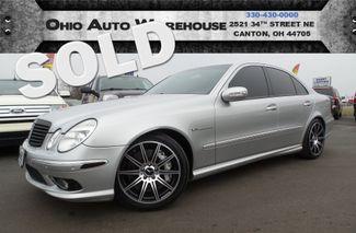 2003 Mercedes-Benz E55 5.5L AMG 469HP Sunroof Cln Carfax We Finance | Canton, Ohio | Ohio Auto Warehouse LLC in  Ohio