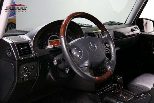 2003 Mercedes-Benz G55 AMG BRABUS Merrillville, Indiana 9